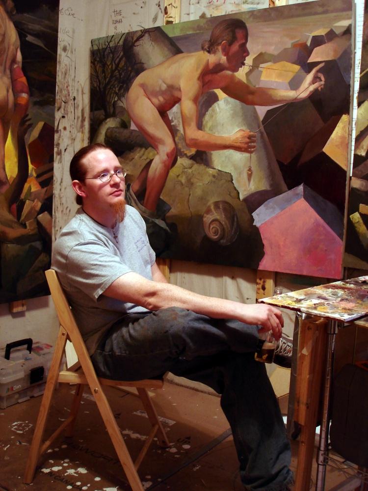 ballou - in studio feb 2007