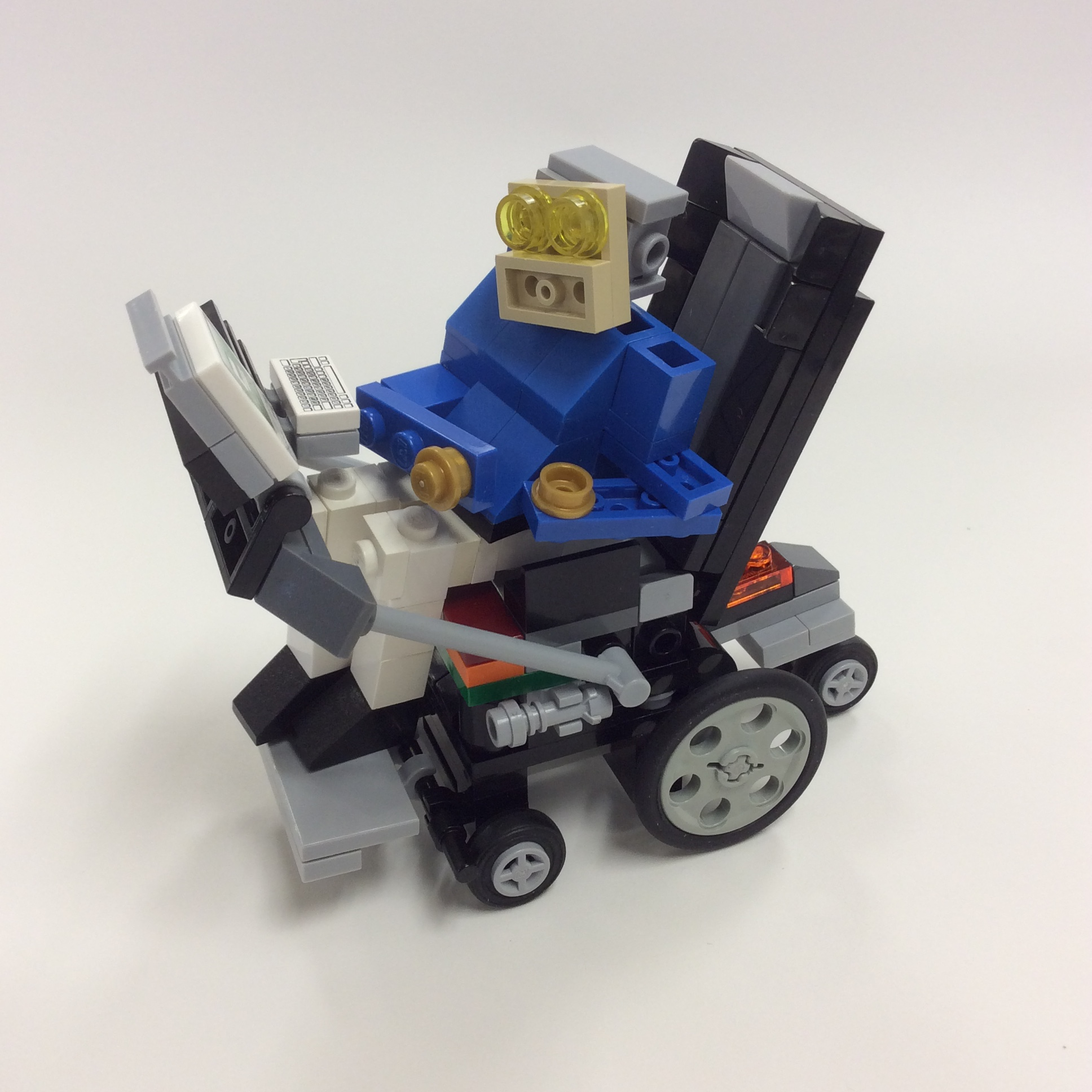 lego stephen hawking instructions