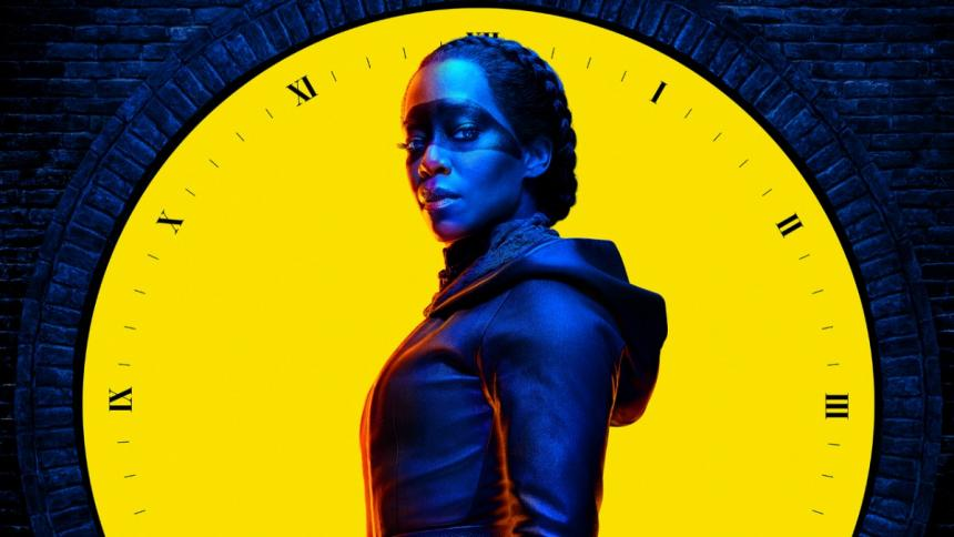 Regina King as Sister Night from HBO's Watchmen